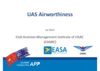1.3-Day1-0910-1010_CAAC-CAMC_Lu-Kun_UAS-Airworthiness_EN
