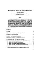Rotary_Wing_Micro_Air_Vehicle_Endurance