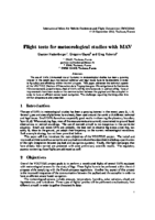 Flight_tests_for_meteorological_studies_with_MAV