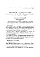 MAV_unsteady_characteristics_in-flight_measurement_with_the_help_of_SmartAP_autopilot