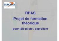 18 – EUROSAE Projet formation RPAS