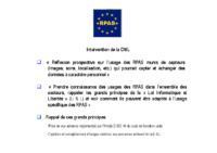 21 – Intervention CNIL