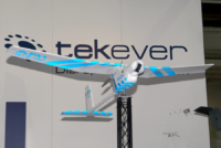 tekever Autonomous Systems – Portugal – AR1 Blue Ray
